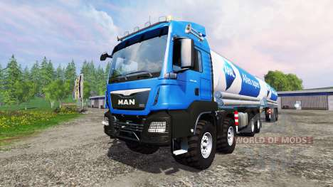 MAN TGS 41.480 Aral для Farming Simulator 2015