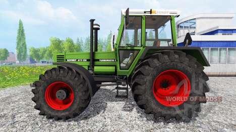Fendt Favorit 615 LSA Turbomatic для Farming Simulator 2015