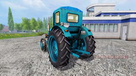 ЛТЗ-40 для Farming Simulator 2015