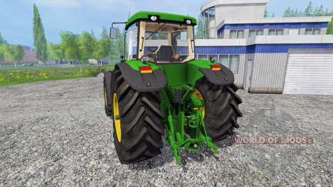 John Deere 8400 для Farming Simulator 2015