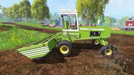 Fortschritt E 302 v1.1 для Farming Simulator 2015