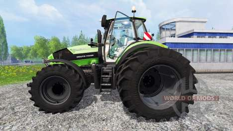 Deutz-Fahr Agrotron 7250 TTV v6.0 для Farming Simulator 2015