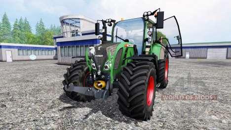 Fendt 722 Vario для Farming Simulator 2015