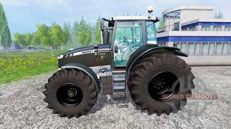 Massey Ferguson 7726 для Farming Simulator 2015