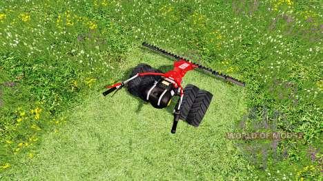 Reform RM7 для Farming Simulator 2015