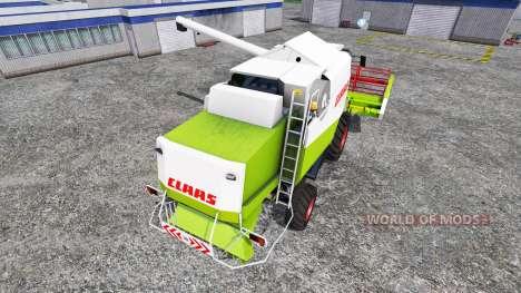 CLAAS Lexion 430 v1.3 для Farming Simulator 2015