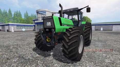 Deutz-Fahr AgroAllis 6.93 v1.1 для Farming Simulator 2015