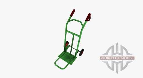 Ручная тележка для Farming Simulator 2017
