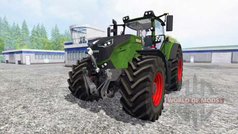 Fendt 1050 Vario [washable] v2.0 для Farming Simulator 2015