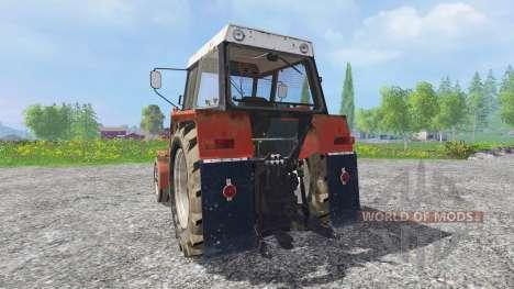 Zetor 8111 для Farming Simulator 2015