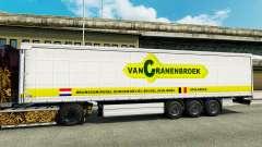 Скин Vancranenbroek на полуприцепы для Euro Truck Simulator 2