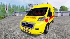 Peugeot Boxer [ambulance]