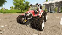 Lindner Lintrac 90 для Farming Simulator 2017
