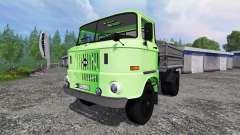 IFA W50 [зелёный]