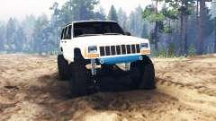 Jeep Cherokee XJ для Spin Tires