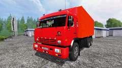 КамАЗ-53212 [красный]