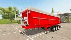 Schmitz Cargobull SKI 24 для Farming Simulator 2017