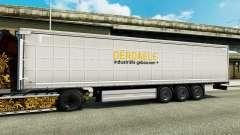 Скин Derdaele на полуприцепы для Euro Truck Simulator 2