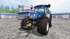 New Holland T6.160