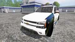 Chevrolet TrailBlazer Police K9