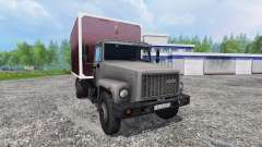 ГАЗ-3307 v1.1