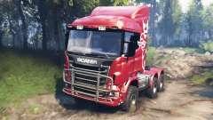 Scania R730 v3.0 для Spin Tires