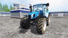 New Holland T6.140 для Farming Simulator 2015