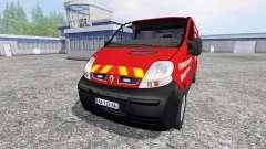 Renault Trafic VTU v3.0