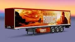 Скин Riddick на полуприцепы для Euro Truck Simulator 2