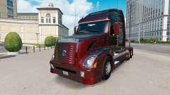 Volvo VNL 670 для American Truck Simulator