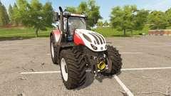 Steyr Terrus 6300 CVT ecotec для Farming Simulator 2017