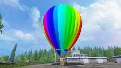 Воздушный шар для Farming Simulator 2015