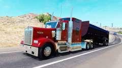 Увеличение скорости движения грузового трафика для American Truck Simulator