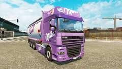 DAF XF Tandem для Euro Truck Simulator 2
