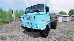 IFA W50 [голубой]