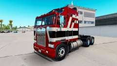 Скин Red Baron на тягач Kenworth K100 для American Truck Simulator