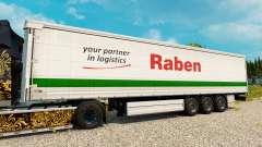 Скин Raben на полуприцепы для Euro Truck Simulator 2