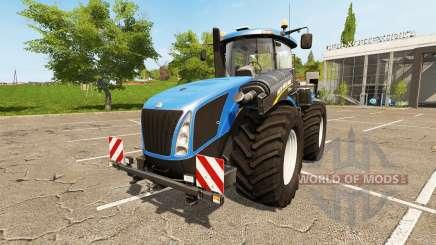 New Holland T9.480 [pack] для Farming Simulator 2017