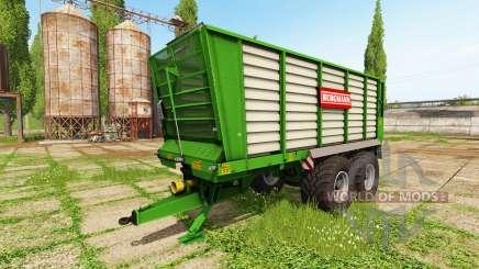 BERGMANN HTW 35 для Farming Simulator 2017