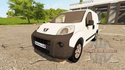 Peugeot Bipper для Farming Simulator 2017