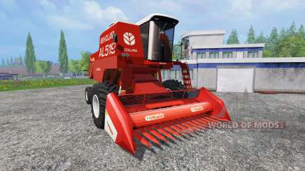 New Holland AL 519 для Farming Simulator 2015