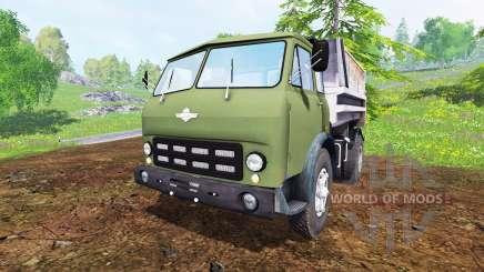 МАЗ-500 v1.1 для Farming Simulator 2015