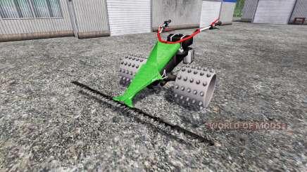 Rapid Swiss для Farming Simulator 2015