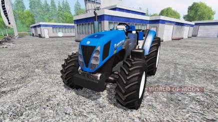 New Holland T7.100 [pack] для Farming Simulator 2015