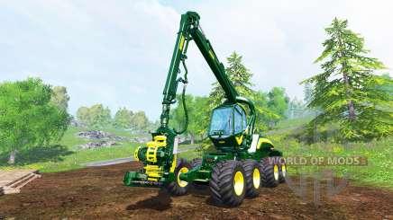 PONSSE Scorpion [easy cutter] для Farming Simulator 2015
