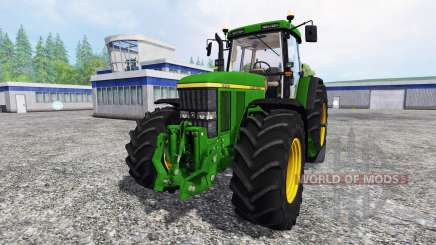 John Deere 7810 FL [washable] v3.0 для Farming Simulator 2015