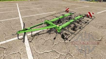 Deutz-Fahr CondiMaster 8331 для Farming Simulator 2017