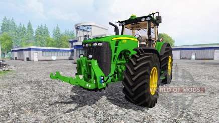 John Deere 8530 [washable] для Farming Simulator 2015