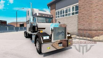 Freightliner Classic XL v2.0 для American Truck Simulator