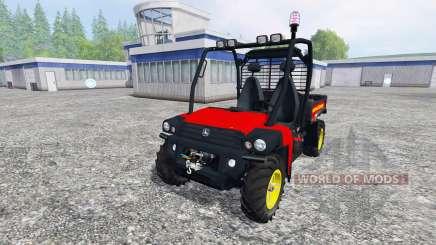 John Deere Gator 825i v2.0 для Farming Simulator 2015